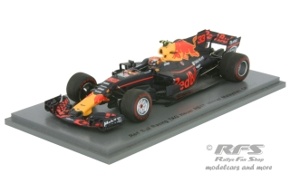 Red Bull RB13 TAG Heuer - Max Verstappen<br />Formel 1 GP Malaysia 2017  -  # 33<br />1:43 - Spark 5050