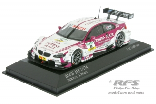 BMW M3 DTM - ANDY PRIAULX<br />DTM 2013 - BMW TEAM RMG<br />1:43 - Minichamps 410132216