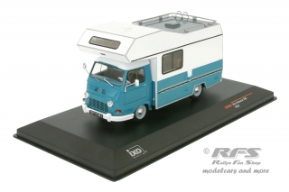 Star Autostar 350 Camping Car<br />1979 - türkis white<br />1:43 - IXO CAC 006