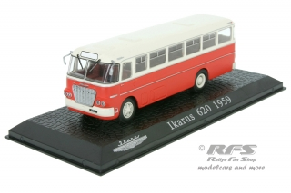Ikarus 620<br />1959 - Bus<br />1:72 - Altaya Atlas - AL72-1959-Bus-01