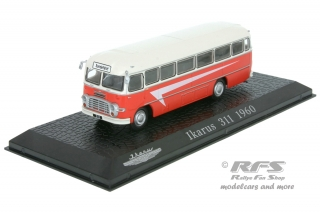 Ikarus 311<br />1960 - Bus<br />1:72 - Altaya Atlas - AL72-1960-Bus-01