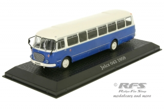 Jelcz 043<br />1959 - Bus<br />1:72 - Altaya Atlas - AL72-1959-Bus-02