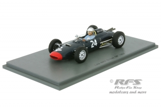 Lola Mk4 Climax - John Campbell-Jones<br />Formel 1 British GP 1963  -  # 24<br />1:43 - Spark 5332