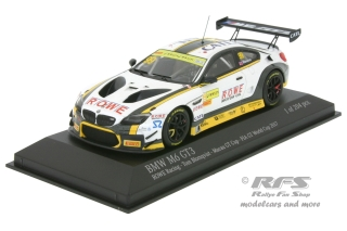 BMW M6 GT3 - Tom Blomqvist<br />FIA GT World Cup Macau 2017  -  # 99<br />1:43 - Minichamps 437172689
