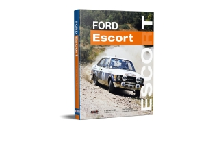 Ford Escort - A Winner`s Car<br />The legendary Mk1 & Mk2 in rallying<br />Buch - Book