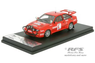 Ford Sierra RS Cosworth - Safari Rally 1987<br />Stig Blomqvist / Bruno Berglund  -  # 6<br />1:43 - Trofeu  RRuk07