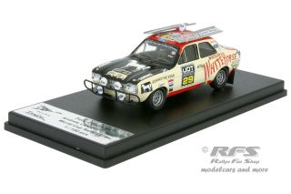 Ford Escort RS 2000 Mk I - World Cup Rally 1974<br />Andrew Cowan / Johnstone Syer  -  # 29<br />1:43 - Trofeu RRuk09