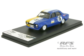 Ford Escort RS Mk I - Domingos Sa Nogueira<br />GP Vila Real 1972  -  # 16<br />1:43 - Trofeu - TR RRac 16