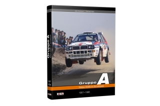 Group A – When Rallying created Road Car Icons<br />1987-1996<br />Buch - Book