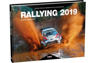 Rallying 2019 - Moving Moments<br />McKlein - Rally Yearbook 2019<br />Buch - Book