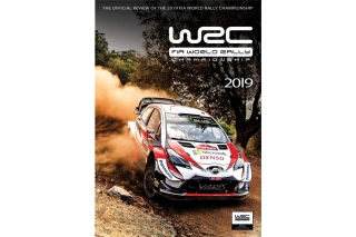 WRC<br />FIA World Rally Championship Review 2019<br />DVD - Duke 4986