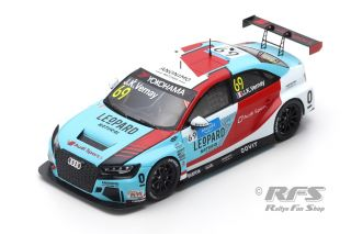 Audi RS3 LMS TCR - Jean-Karl Vernay<br />WTCR Marrakesh 2019  -  # 69<br />1:43 - Spark 8960