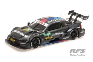 BMW M4 DTM - Bruno Spengler<br />DTM Season 2018  -  # 7<br />1:18 - Minichamps 155182807