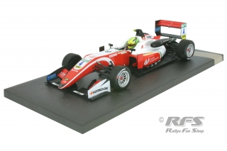 Dallara Mercedes F317 - Mick Schumacher<br />Formula 3 Champion 2018 - Theodore Racing<br />1:18 - Minichamps 517181804