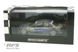 Mercedes-Benz C-Klasse 2009 - Bruno Spengler<br />DTM Season 2009 - Mercedes-Benz Bank Mercedes<br />1:43 - Minichamps 400093909