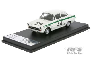 Ford Cortina Lotus - Tony Adamowicz<br />4 Hours Sebring 1967 - Group 44<br />1:43 - Trofeu RRus02