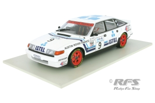 Rover Vitesse - ETCC Tourist Trophy Silverstone 1986<br />Jeff Allam / Denny Hulme - ISTEL Austin Rover Racing<br />1:18 - Minichamps 107861309