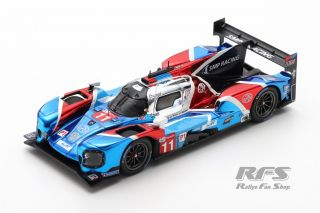 BR Engineering BR1 AER - 24h Le Mans 2019<br />Aljoschin / Petrow / Vandoorne - SMP Racing # 11<br />1:43 - Spark 7906