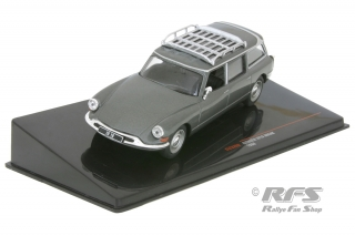 Citroen ID 19 Break<br />1960 - metallic grey<br />1:43 - IXO CLC 326