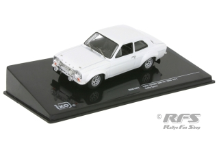 Ford Escort Mk I - 1971<br />Plain Body Rally Version<br />1:43 - IXO MDC S27