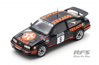Ford Sierra RS Cosworth - Rally Finland 1987<br />Ari Vatanen / Terry Harryman  -  # 6<br />1:43 - Spark 8704