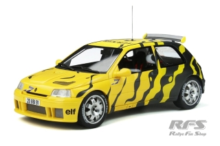 Renault Clio Maxi<br />Rally Presentation 1995<br />1:18 - OttOmobile OT 822