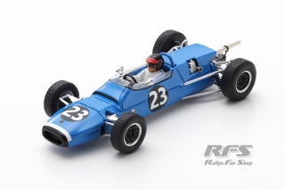 Matra MS5 Ford - Roby Weber<br />Winner Formula 3 GP Nogaro 1967  -  # 23<br />1:43 - Spark SF 188