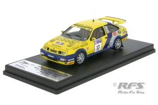 Ford Sierra RS Cosworth - RAC Rally 1988<br />Mark Lovell / Terry Harryman  -  # 17<br />1:43 - Trofeu RRuk48