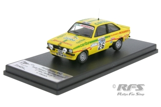 Ford Escort RS 1800 Mk II - RAC Rally 1977<br />Andy Dawson / Andrew Marriott  -  # 26<br />1:43 - Trofeu RRuk49