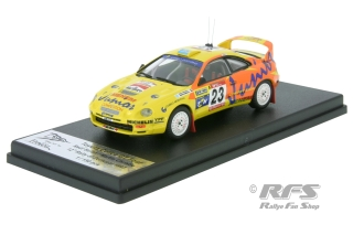 Toyota Celica GT-Four ST205 - Rally Portugal 1997<br />Raul Sufan / Martin Christie  -  # 23<br />1:43 - Trofeu Rral 101