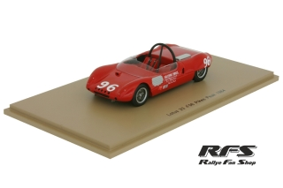 Lotus 23<br />Bobby Unser<br />Pikes Peak 1964 - 1:43