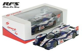 Toyota TS030<br /># 8<br />24h Le Mans 2013 - 1:64
