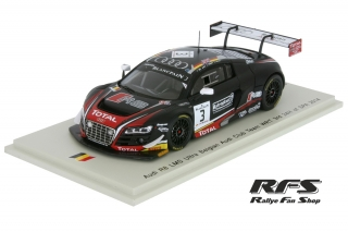 Audi R8 LMS Ultra<br /># 3<br />24 Hours of Spa 2014 - 1:43