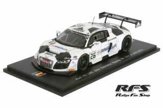 Audi R8 LMS Ultra<br /># 26<br />24 Hours of Spa 2014 - 1:43