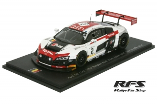 Audi R8 LMS Ultra<br /># 2<br />24 Hours of Spa 2014 - 1:43
