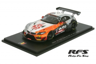 BMW Z4 GT3<br /># 10<br />24 Hours of Spa 2014 - 1:43
