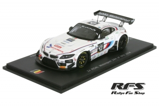 BMW Z4 GT3<br /># 43<br />24 Hours of Spa 2014 - 1:43