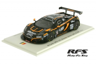 McLaren MP4-12C<br /># 16<br />24 Hours of Spa 2014 - 1:43