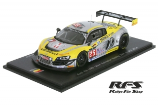 Audi R8 LMS ultra<br /># 25<br />24 Hours of Spa 2014 - 1:43