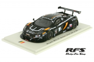 McLaren MP4-12C<br /># 15<br />24 Hours of Spa 2014 - 1:43