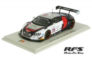 Audi R8 LMS ultra<br /># 75<br />24 Hours of Spa 2014 - 1:43