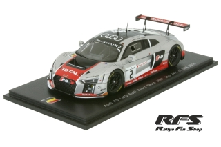 Audi R8 LMS Ultra<br /># 2<br />24 Hours of Spa 2015 - 1:43