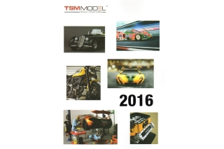 TSM Model<br />Jahreskatalog 2016<br />TSM Model