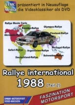 Rallye international 1988 &amp;#8211<br />Teil 2<br />\