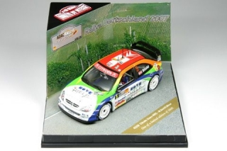 Citroen Xsara WRC - Manfred Stohl / Ilka Minor