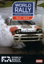 World Rally Championship - RAC Rallye 1992<br />World Rally Championship - RAC Rally 1992