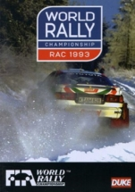 World Rally Championship - RAC Rallye 1993<br />World Rally Championship - RAC Rally 1993