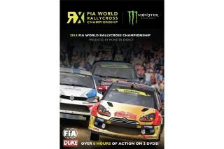 Rally Cross 2014<br />World Rally Cross Championship Review 2014
